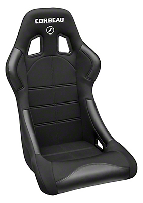 Corbeau Forza Seat - Black (79-16 All)