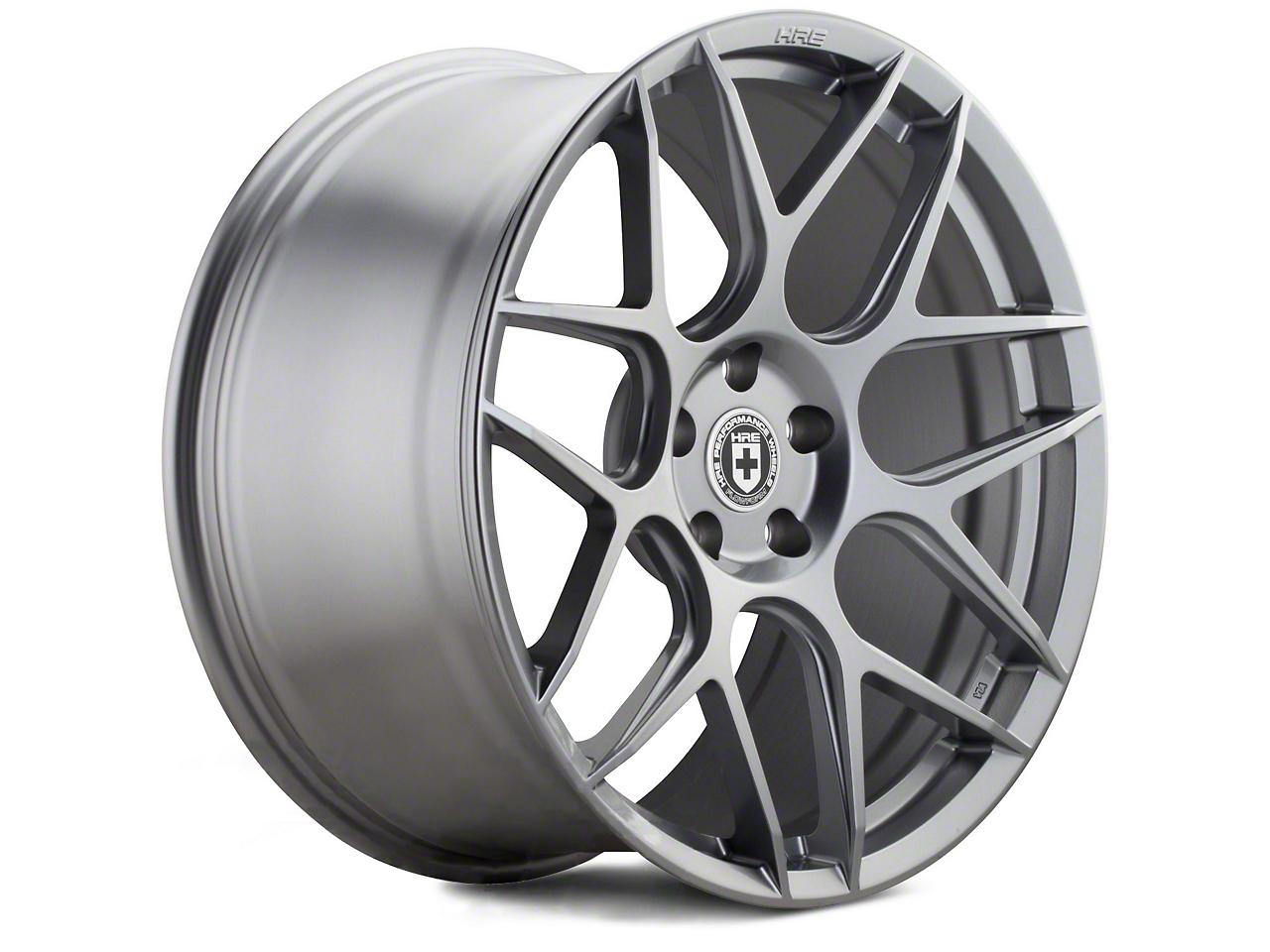 HRE Flowform FF01 Liquid Silver Wheel - 20x9.5 (05-14 All)