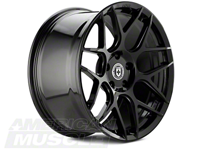 HRE Flowform FF01 Liquid Black Wheel - 20x9.5 (05-14 All)