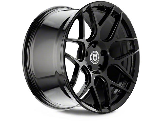 HRE Flowform FF01 Liquid Black Wheel - 20x9.5 (05-14 All)