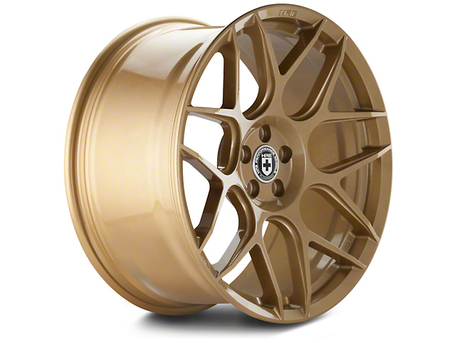 HRE Flowform FF01 Gold Rush Wheel - 20x9.5 (05-14 All)