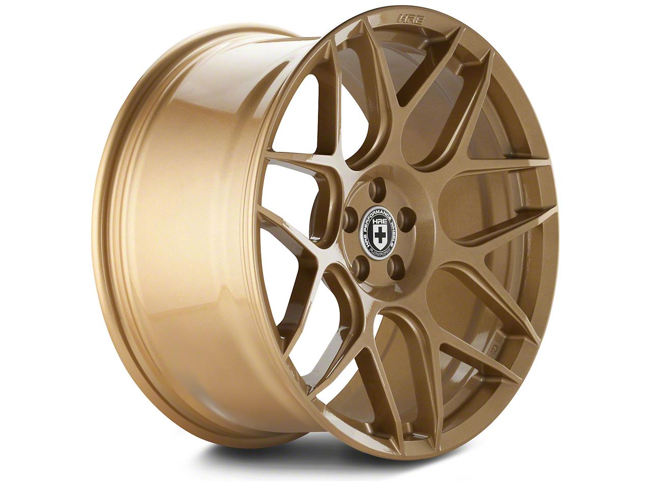 HRE Flowform FF01 Gold Rush Wheel - 20x9.5 (05-14 All)