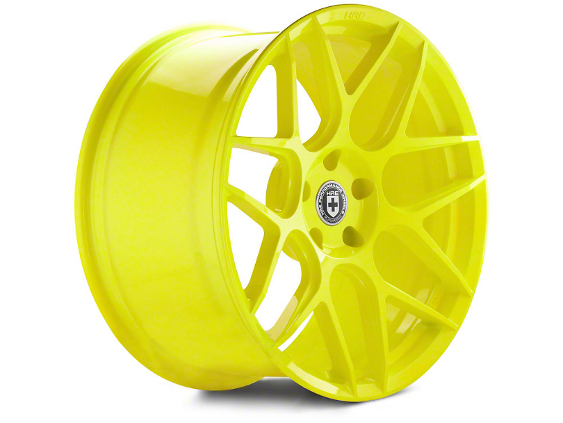 HRE Flowform FF01 Hyper Yellow Wheel - 20x9.5 (05-14 All)