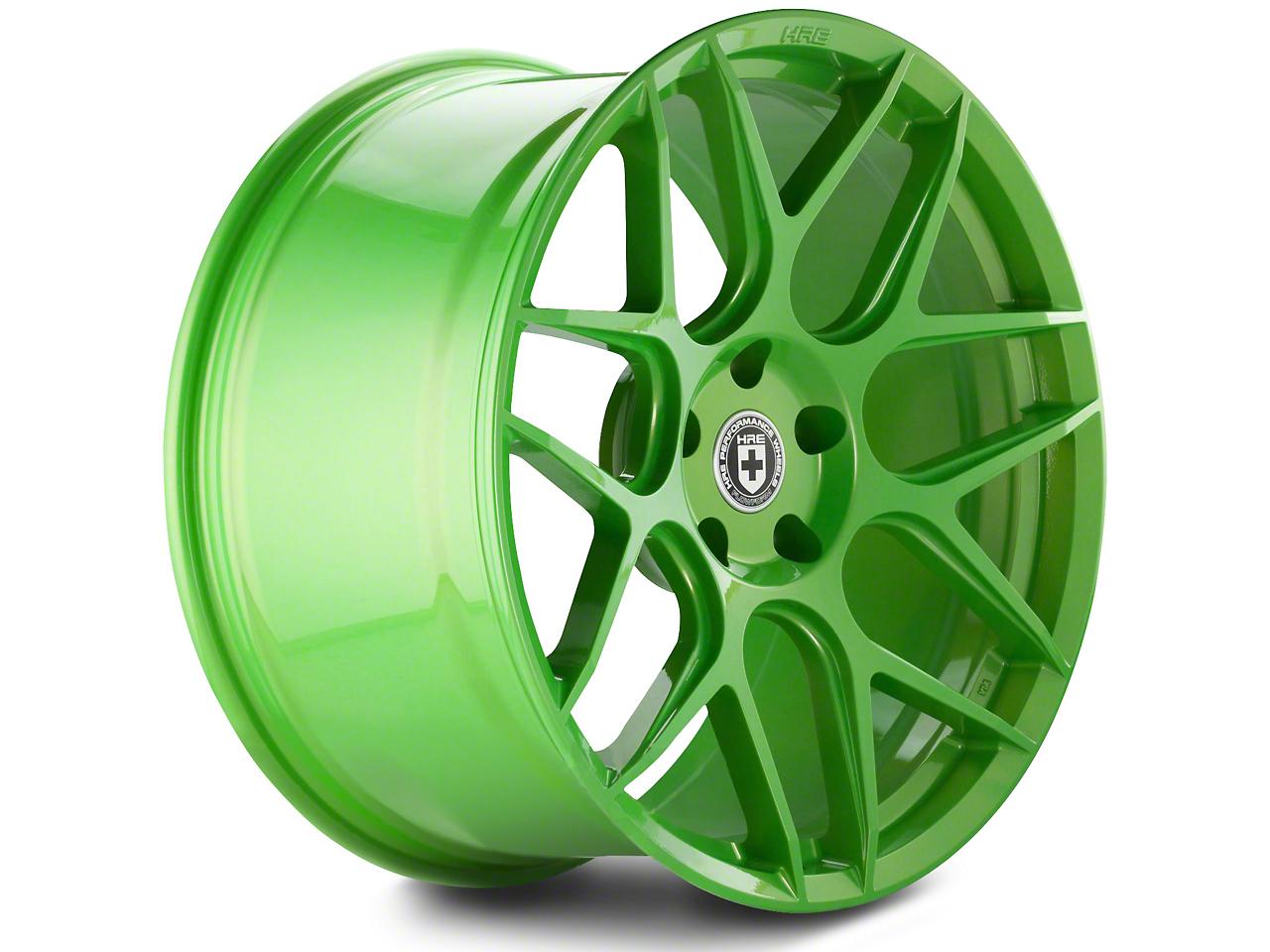 HRE Flowform FF01 Tequila Lime Wheel - 20x9.5 (05-14 All)