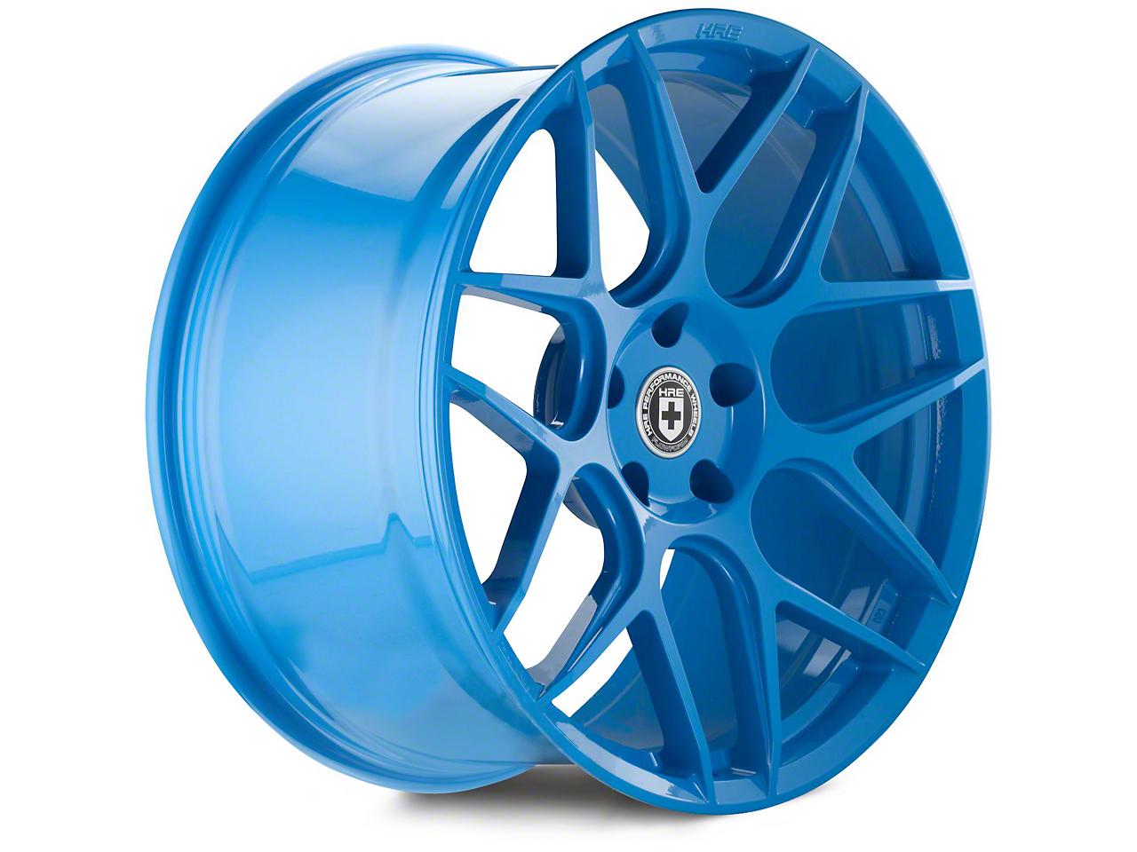 HRE Flowform FF01 Sky Blue Wheel - 20x9.5 (05-14 All)