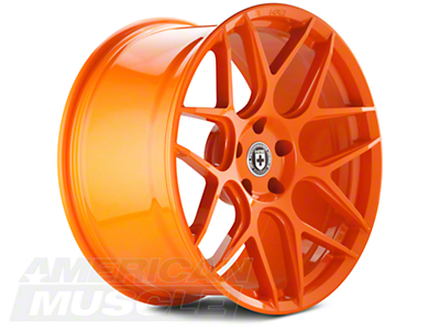 HRE Flowform FF01 Race Orange Wheel - 20x9.5 (05-14 All)