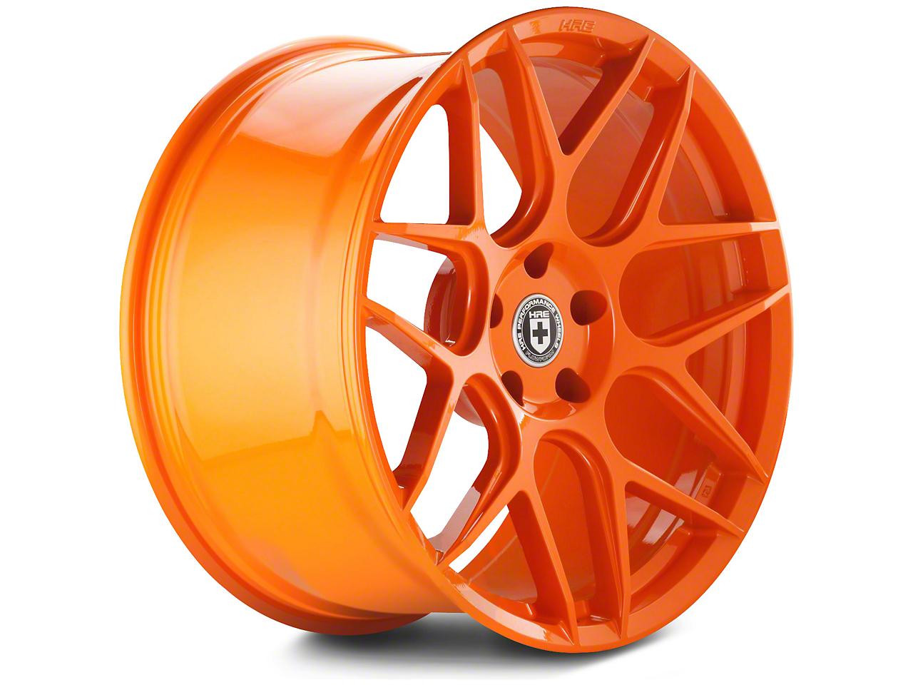 HRE Flowform FF01 Race Orange Wheel - 20x9.5 (05-14 All)