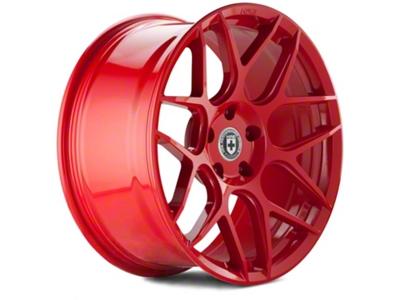 HRE Flowform FF01 Red Line Wheel - 20x9.5 (05-14 All)