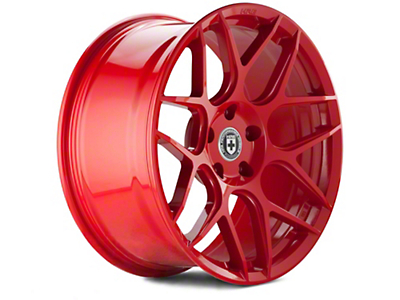 HRE Flowform FF01 Red Line Wheel - 20x9.5 (05-14 All)