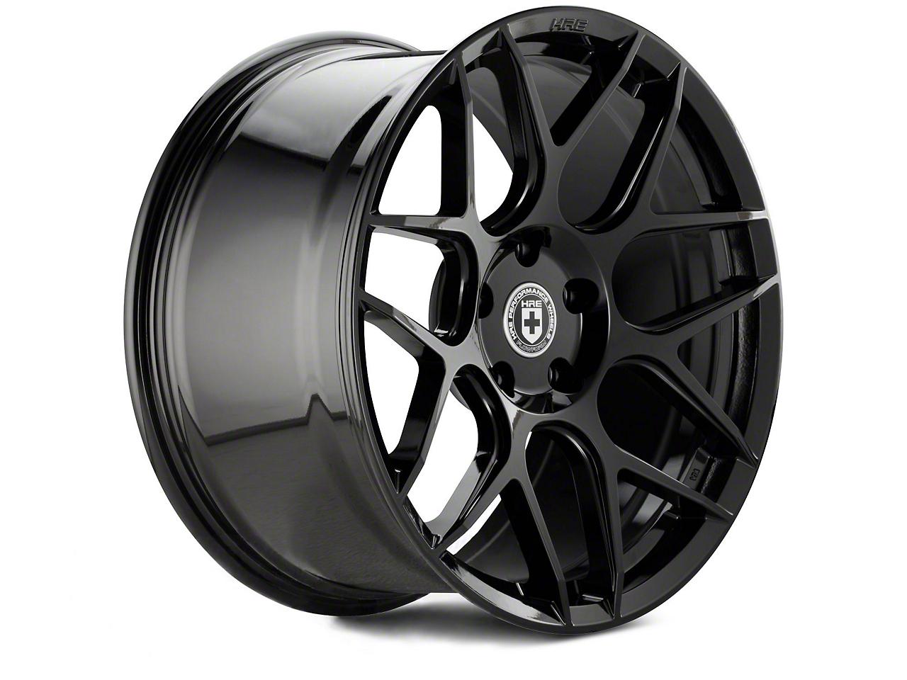 HRE Flowform FF01 Liquid Black Wheel - 20x10.5 (15-16 All)