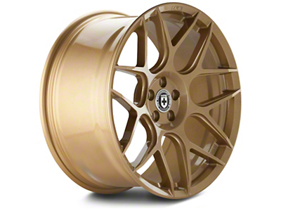 HRE Flowform FF01 Gold Rush Wheel - 20x10.5 (15-16 All)