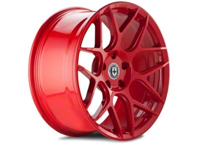 HRE Flowform FF01 Red Line Wheel - 20x10.5 (05-14 All)