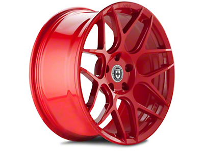 HRE Flowform FF01 Red Line Wheel - 20x10.5 (05-14 All)