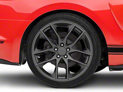 Magnetic Style Charcoal Wheel - 20x10 (15-17 All)