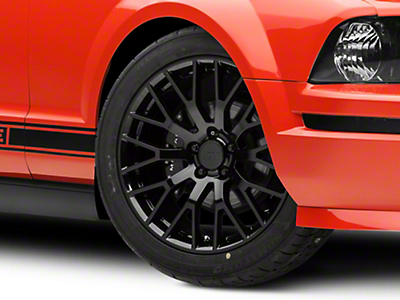 Performance Pack Style Black Wheel - 19x8.5 (05-14 All)