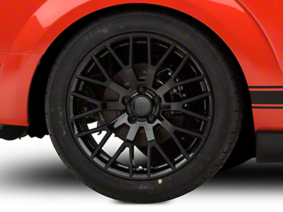 Performance Pack Style Black Wheel - 19x10 (05-14 All)