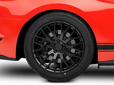 Performance Pack Style Black Wheel - 19x10 (15-16 All)