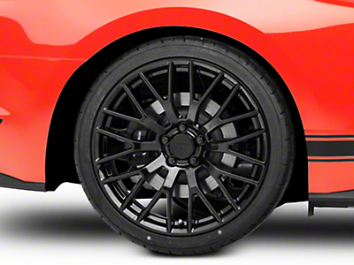 Performance Pack Style Black Wheel - 20x10 (15-17 All)