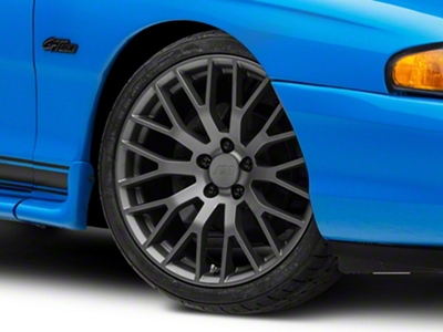 Performance Pack Style Charcoal Wheel - 19x8.5 (94-04 All)