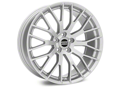 Performance Pack Style Silver Wheel - 20x8.5 (05-14 All)