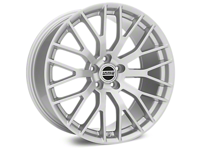 Performance Pack Style Silver Wheel - 20x10 (05-14 All)