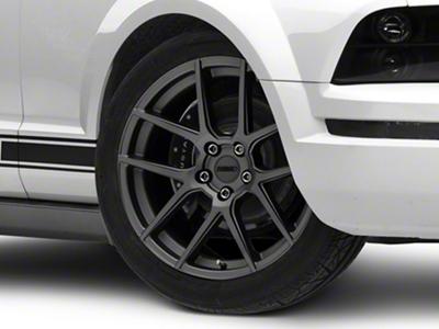MMD Zeven Charcoal Wheel - 19x8.5 (05-14 All)