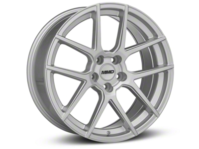 MMD Zeven Silver Wheel - 19x8.5 (05-14 All)