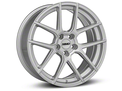 MMD Zeven Silver Wheel - 19x8.5 (15-16 All)