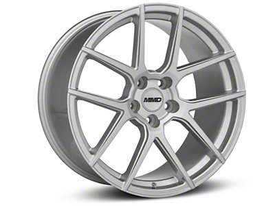 MMD Zeven Silver Wheel - 19x10 (05-14 All)