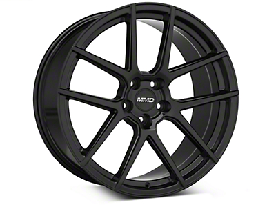 MMD Zeven Black Wheel - 20x10 (05-14 All)