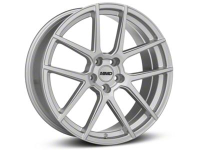 MMD Zeven Silver Wheel - 20x8.5 (05-14 All)