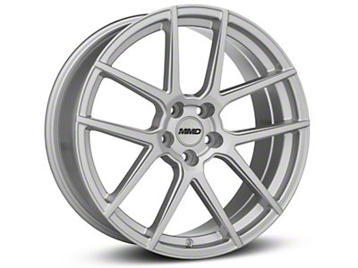 MMD Zeven Silver Wheel - 20x8.5 (05-14 All)