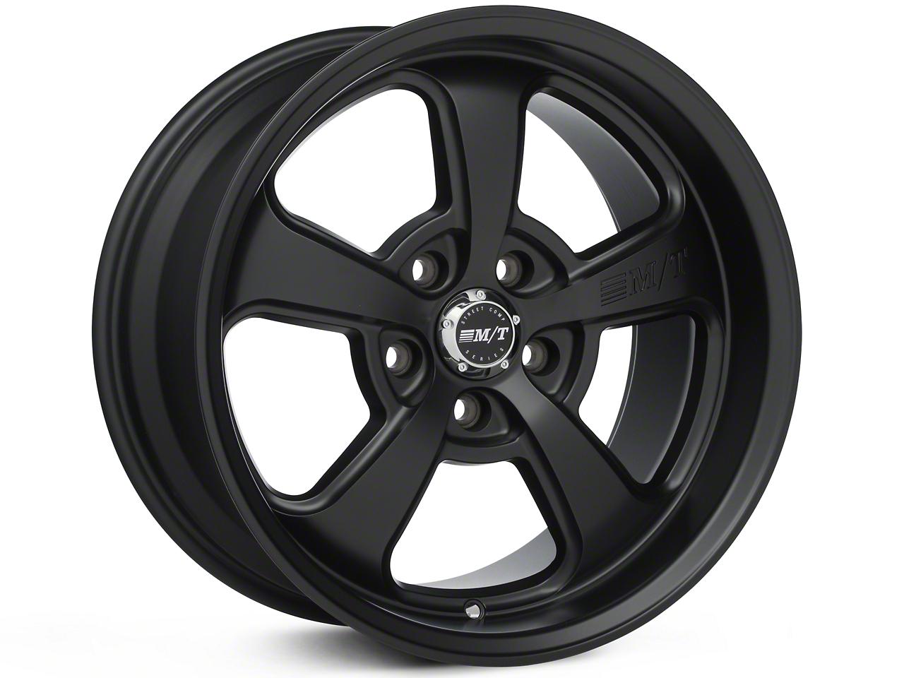 Mickey Thompson SC-5 Flat Black Wheel - 17x9 (94-04 All)