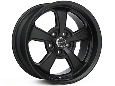 Mickey Thompson SC-5 Flat Black Wheel - 17x9 (94-04 All)