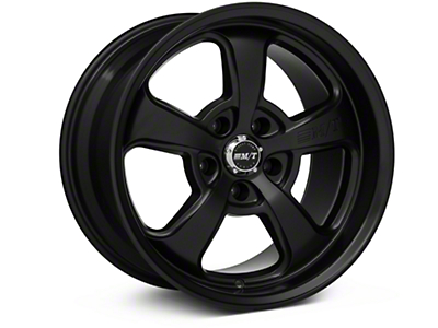 Mickey Thompson SC-5 Flat Black Wheel - 17x10 (94-04 All)