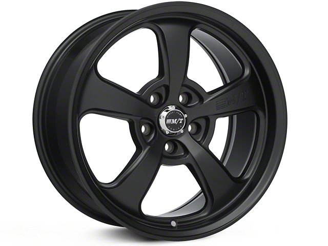 Mickey Thompson SC-5 Flat Black Wheel - 18x9 (05-14 GT, V6, 07-12 GT500)