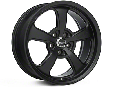 Mickey Thompson SC-5 Flat Black Wheel - 18x9 (05-14 GT, V6)