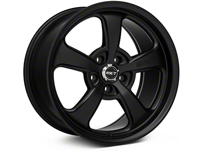 Mickey Thompson SC-5 Flat Black Wheel - 18x10.5 (05-14 GT, V6)