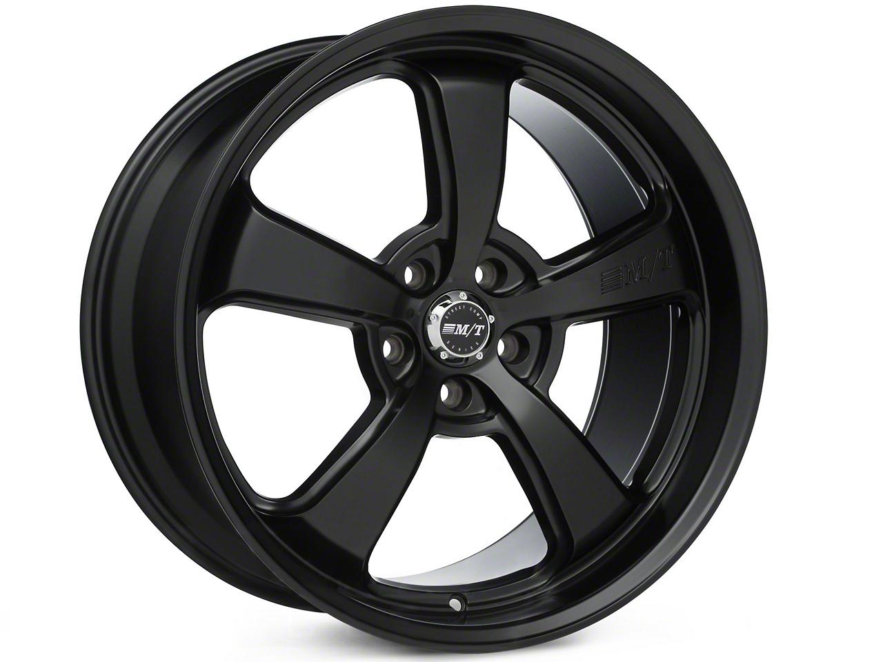 Mickey Thompson SC-5 Flat Black Wheel - 20x10.5 (15-17 V6, EcoBoost)