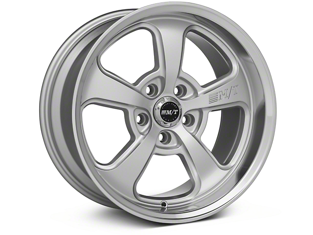 Mickey Thompson SC-5 Silver Wheel - 17x9 (94-04 All)