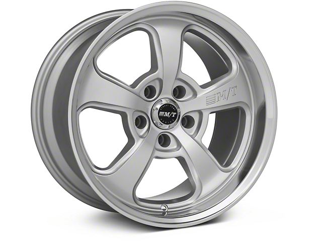 Mickey Thompson SC-5 Silver Wheel - 17x10 (94-04 All)