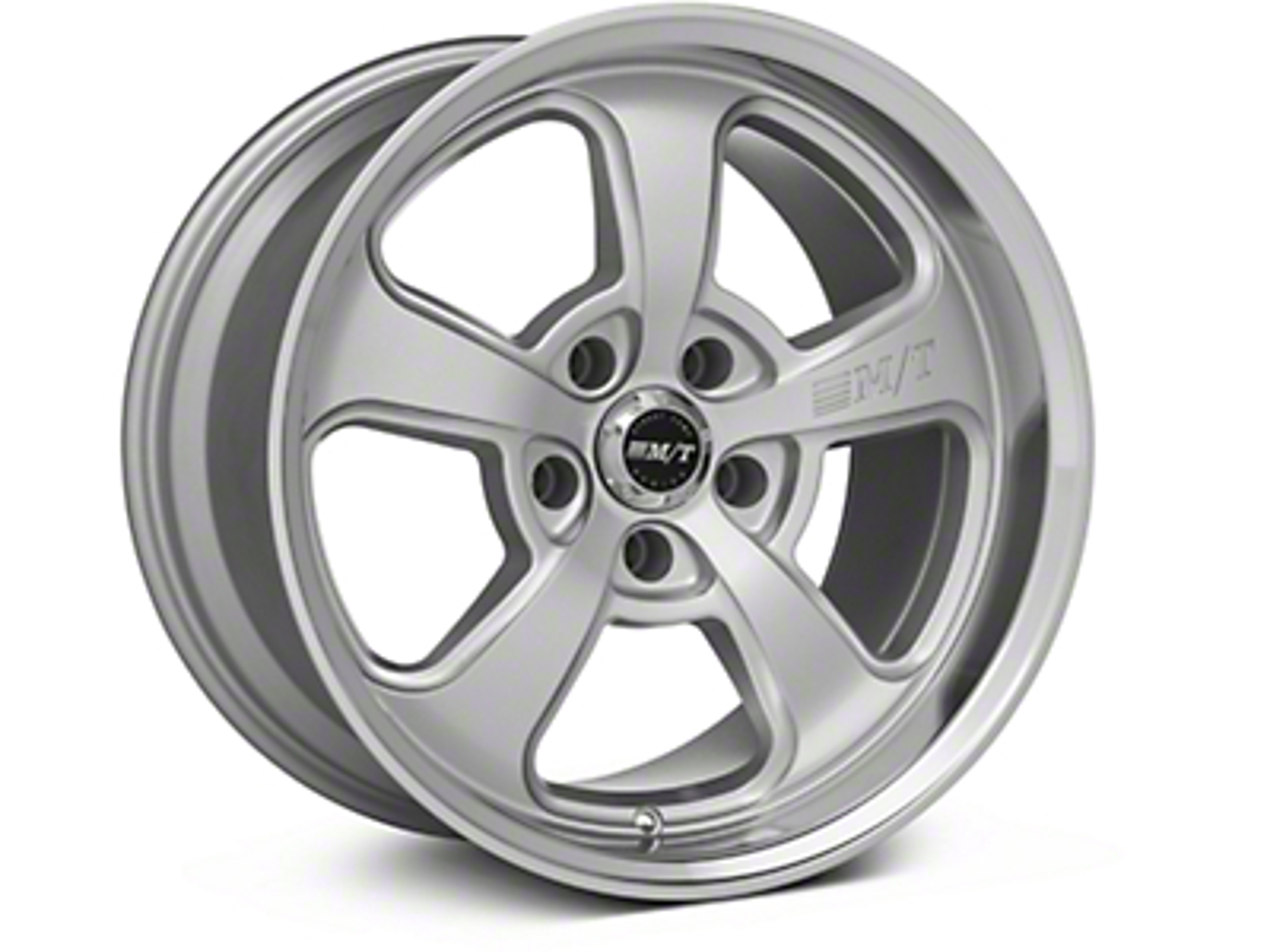 Mickey Thompson SC-5 Silver Wheel - 17x10 (94-04 All)
