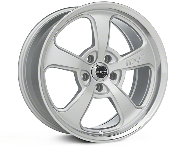 Mickey Thompson SC-5 Silver Wheel - 18x9 (94-04 All)