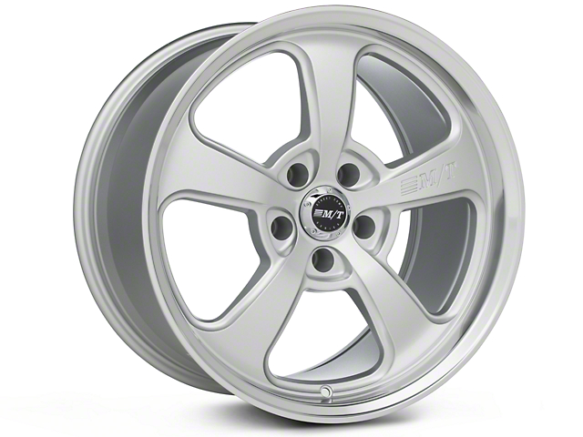 Mickey Thompson SC-5 Silver Wheel - 18x10.5 (94-04 All)