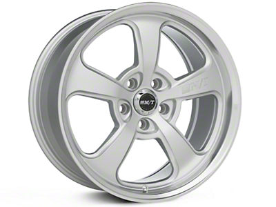 Mickey Thompson SC-5 Silver Wheel - 18x9 (05-14 GT, V6)
