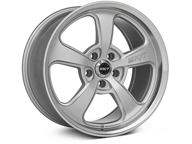Mickey Thompson SC-5 Silver Wheel - 18x10.5 (05-14 All)