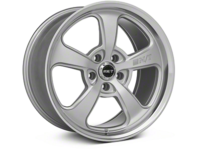Mickey Thompson SC-5 Silver Wheel - 18x10.5 (05-14 All)