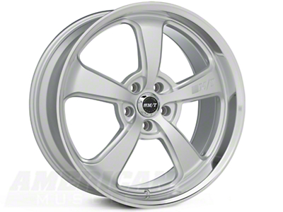 Mickey Thompson SC-5 Silver Wheel - 20x9 (05-14 GT, V6)