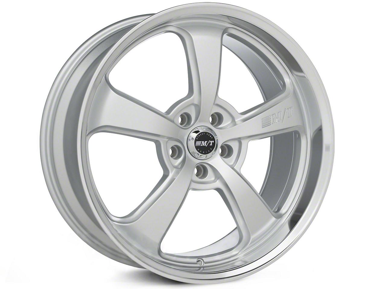Mickey Thompson SC-5 Silver Wheel - 20x9 (05-14 GT, V6)