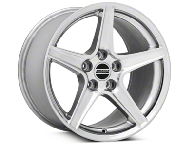 Saleen Style Polished Wheel - 17x10.5 (94-04 All)
